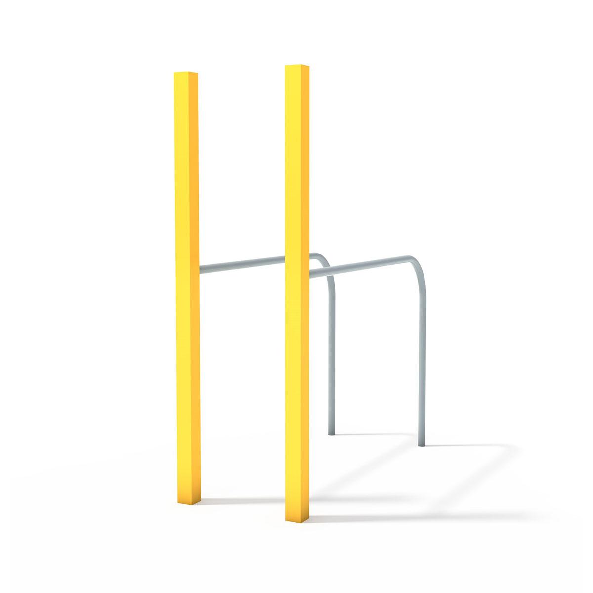 Barren für die säulen
